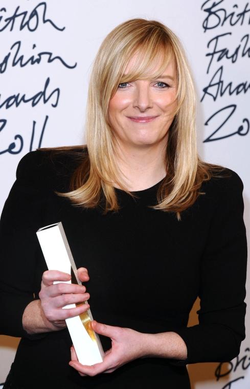 British Fashion Awards, The Savoy, London, Britain - 28 Nov 2011