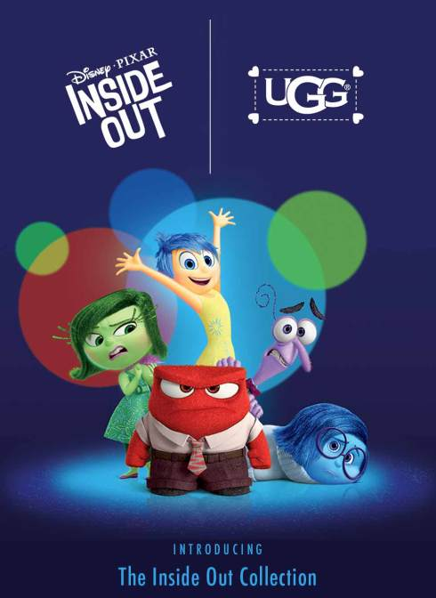 Inside Out meets UGG