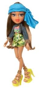 Bratz Study Abroad Doll- Yasmin to Brazil FW 01